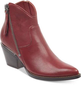 GUESS Women Nalony Western Booties Women Shoes