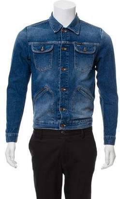 Michael Bastian Denim Trucker Jacket