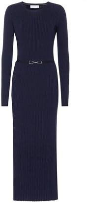 Gabriela Hearst Luisa wool-blend maxi dress