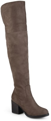 Journee Collection Sana Women's Over-The-Knee Boots
