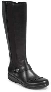 Clarks Collection By Cheyn Meryl Tall Boots