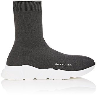 Balenciaga Men's Speed Knit Sneakers $595 thestylecure.com