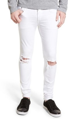 Men's Rag & Bone Standard Issue Fit 1 Skinny Fit Jeans $215 thestylecure.com