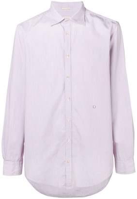 Massimo Alba classic plain shirt