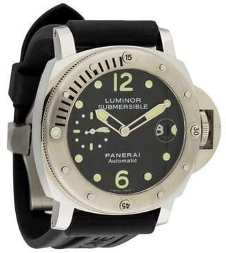 Panerai Luminor Submersible Royal Navy Clearance Watch
