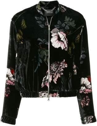 Markus Lupfer floral print jacket