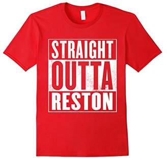 Reston T-Shirt - STRAIGHT OUTTA RESTON Shirt