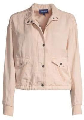 Splendid Cropped Denim Jacket