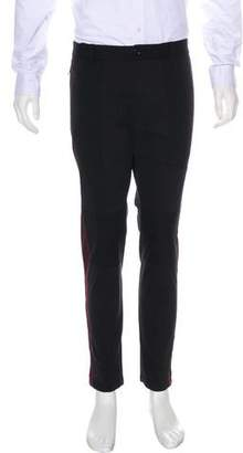 Dolce & Gabbana Wool & Silk Pants