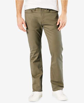 Dockers Jean Cut Straight Fit Khaki Stretch Pants