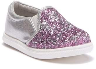 83f18a2fa7a Harper Canyon Multi-Glitter Slip-On Sneaker (Toddler)
