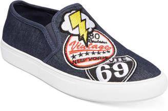 Steve Madden Men's Wasdin Slip-On Sneakers Men's Shoes