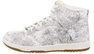 Nike Dunk Hi Skinny High-Top Sneakers