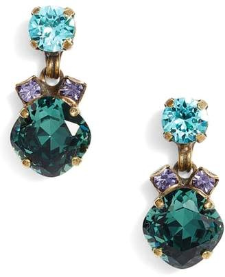 Sorrelli Balsam Crystal Drop Earrings