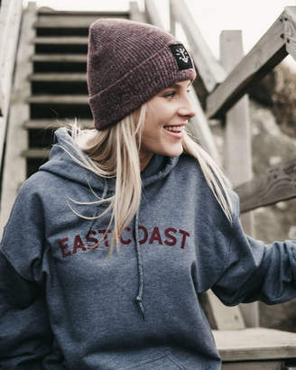 Art Disco Heather Blue 'East Coast' Hoody And Bag