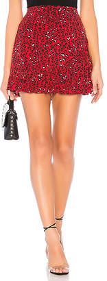 Lovers + Friends Lena Mini Skirt