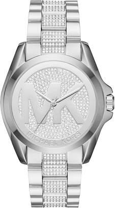 MICHAEL Michael Kors 43mm Jet Set Crystal Bracelet Watch