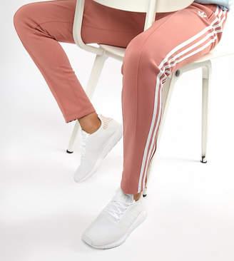 adidas Swift Run Trainers In Triple White