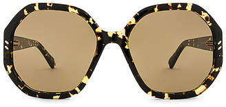 Stella McCartney Round Oversize Acetate