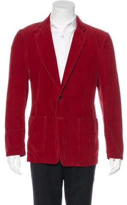 Dries Van Noten Corduroy Sport Coat