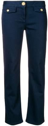 Balmain cropped skinny jeans