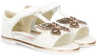 Sophia Webster Mini Flutterby sandals
