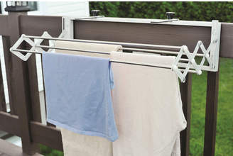 Laundry by Shelli Segal Xcentrik Compact Smart Dryer Telescopic Clothes Drying Rack