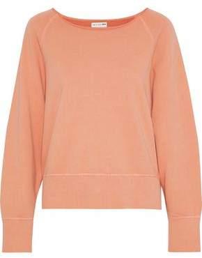 Rag & Bone French Cotton-Terry Sweatshirt