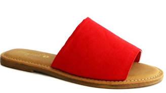 Bamboo Slide Sandal