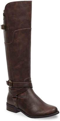 bb0e33d340b G by Guess Hilight Riding Boot - Women s