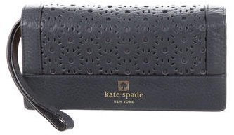 Kate Spade Kate Spade New York Leather Logo Wallet