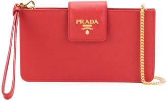 Prada Saffiano cross-body bag
