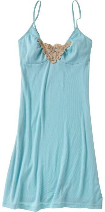 Women's Lace-Trim Chemises