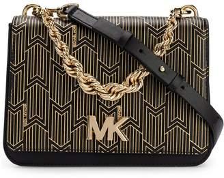 MICHAEL Michael Kors Mott Leather Shoulder Bag