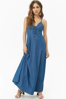 Forever 21 Strappy Maxi Dress