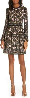 Needle & Thread Marella Embroidered Minidress