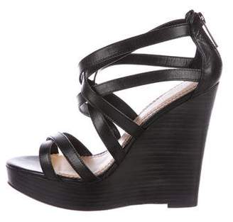 Jean-Michel Cazabat Willow Leather Wedges