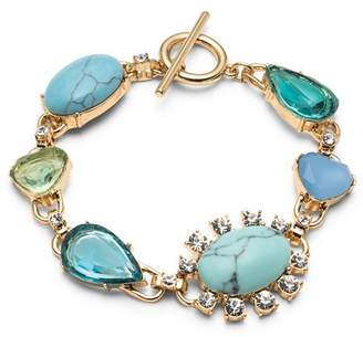 Carolee Multi Stone Bracelet