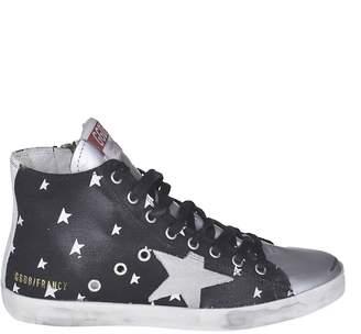 Golden Goose Superstar High-cut Sneakers