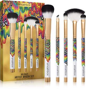 Smashbox 6-Pc. Holidaze Artist Brush Set, Created for Macy's, A $128 Value!