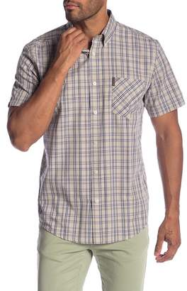 Ben Sherman Short Sleeve Multi Check Shirt