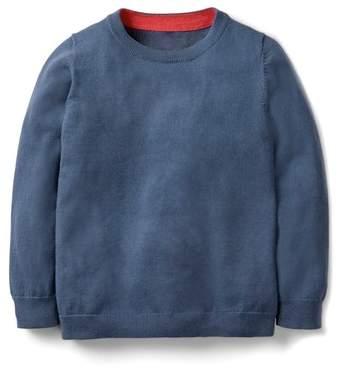 Mini Boden Crewneck Sweater
