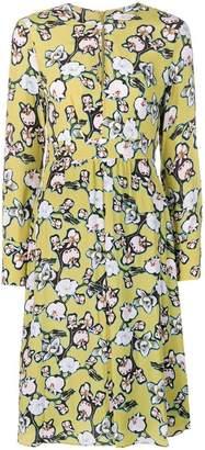Schumacher Dorothee floral print dress