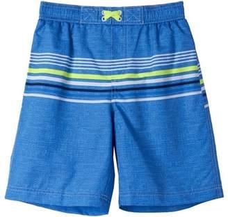 iXtreme Baby Toddler Boy Striped Board Short Swim Trunks