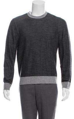 Theory Crew Neck Wool Sweater