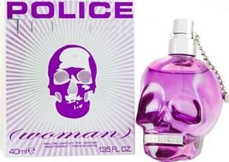 Police To Be Woman Eau De Parfum (Edp) For Women
