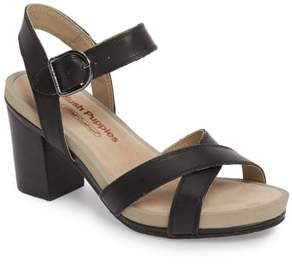 Hush Puppies R) Mariska Block Heel Sandal