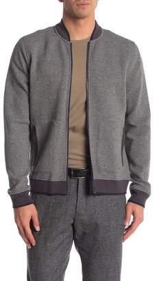 Toscano Knit Full Zip Jacket