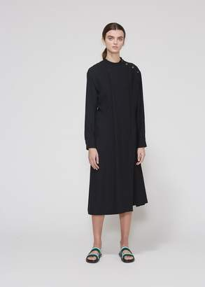Cédric Charlier Button Shoulder Dress