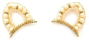 Erickson Beamon Stratosphere Cat Ear Combs